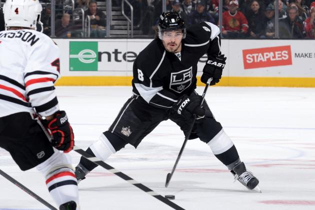 Los Angeles Kings' 5 Keys to a Fast Start After Olympic Break
