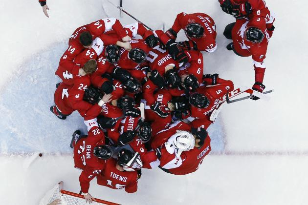Ranking the Best Hockey Countries of the Modern Era