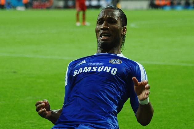 Ranking Didier Drogba's 25 Greatest Moments for Chelsea