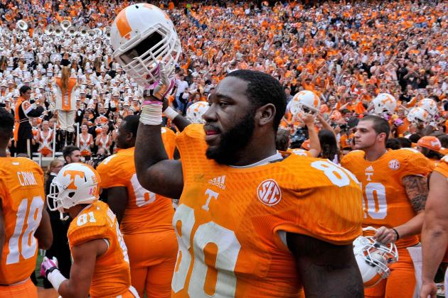 Tennessee Football: Projecting Vols' 2014 Depth Chart on Defense