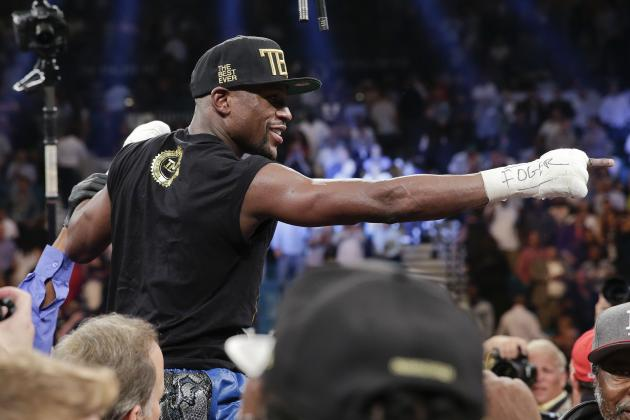 Floyd Mayweather vs. Marcos Maidana: Head-to-Toe Breakdown of Title Fight