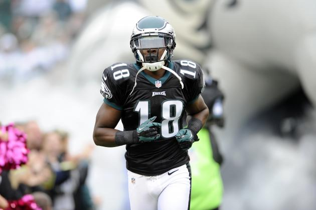 2014 NFL Free Agency: 5 Reasons Why Jeremy Maclin Would Be a Great Fit in KC