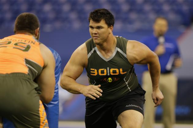 2014: NFL Draft: Why This Year's Offensive Line Draft Is Deepest in Years