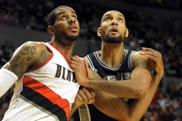 Best Potential 2014 NBA Playoff Matchups for Portland Trail Blazers