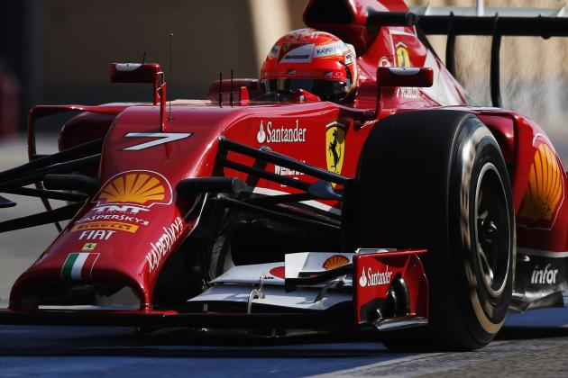 What to Watch Out For at the Final 2014 Formula 1 Preseason Test in Bahrain
