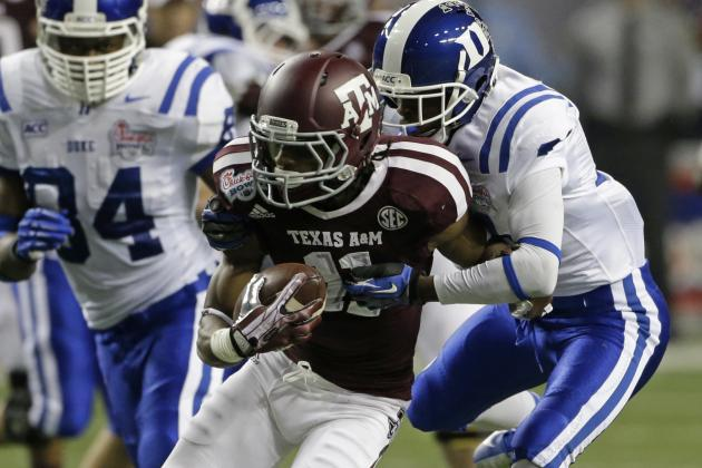 Texas A&M Football: 5 Players with the Most to Prove at Pro Day