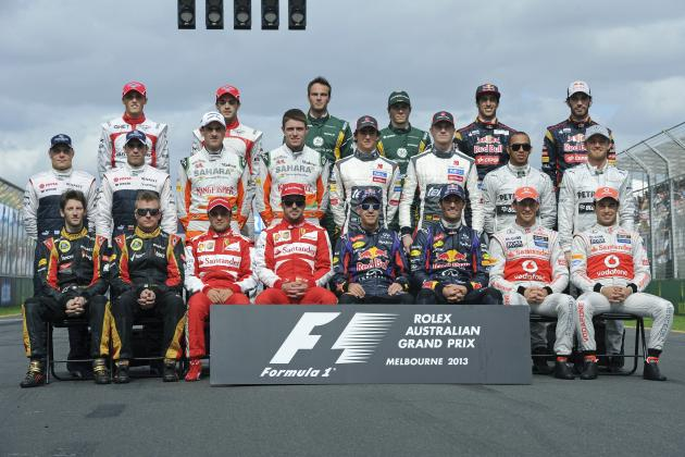 Ranking the Drivers Most Likely to Leave Their Current Race Seat by 2015
