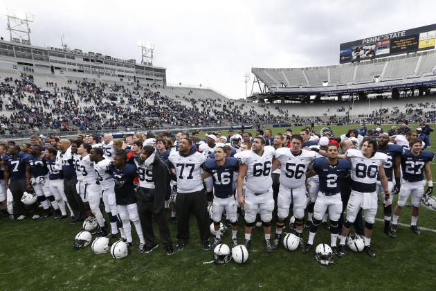 Penn State Football: 5 Players with Most to Gain in Spring Practices