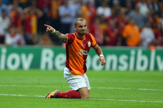 Is Wesley Sneijder Wasting His Talent in Turkish Football with Galatasaray?