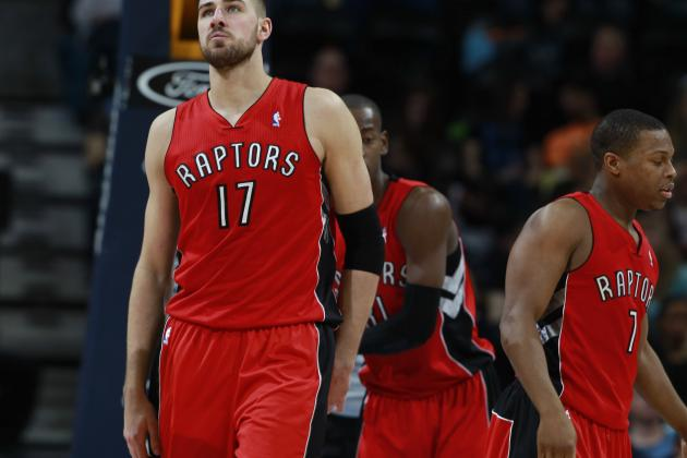 5 Players Who Must Step Up for Toronto Raptors in Remaining Games