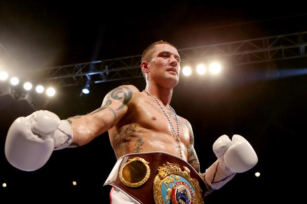 Where Does Ricky Burns Rank Among the Best Scottish Fighters Ever?