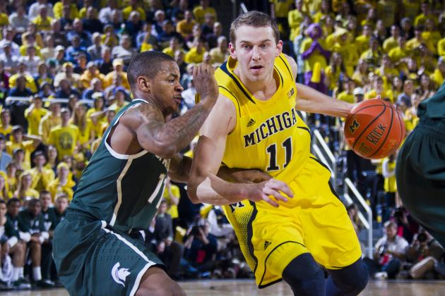 Big Ten Basketball: Breaking Down the 2014 Conference Title Race