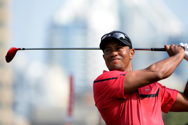 The Biggest Obstacles Between Tiger Woods and a 15th Major Championship