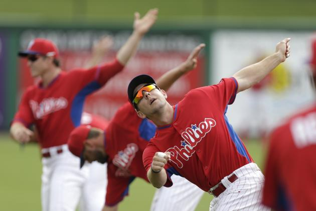 Philadelphia Phillies: A Position-by-Position Breakdown at Spring Training