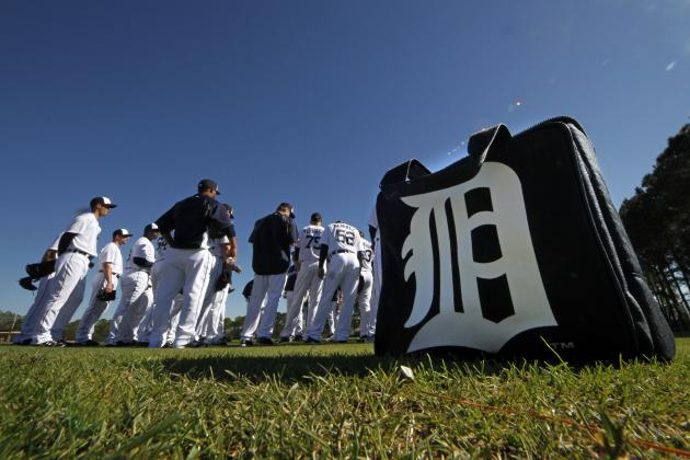 Detroit Tigers Spring Training 2014: Day by Day Updates, Scores and News