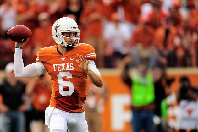 Texas Football: Projecting Who Will Replace the Departed Starters in 2014