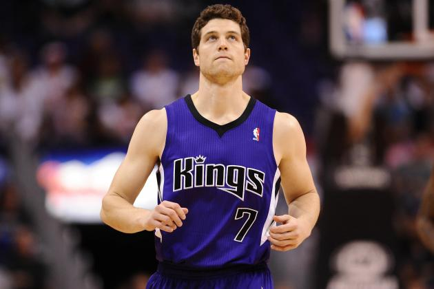 Best Potential Free-Agent Landing Spots for Jimmer Fredette