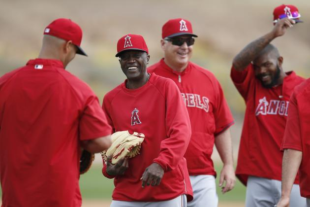 A Position-by-Position Breakdown of the Los Angeles Angels at Spring Training