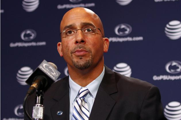 Penn State Football: What Are James Franklin's Benchmarks for Success in 2014?