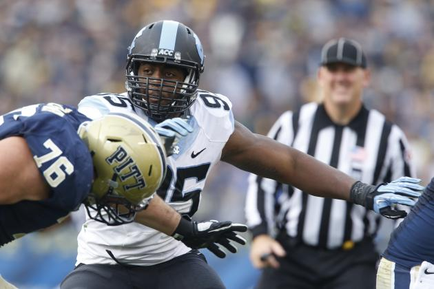 Chicago Bears Mock Draft: 7-Round Predictions, Post-Combine