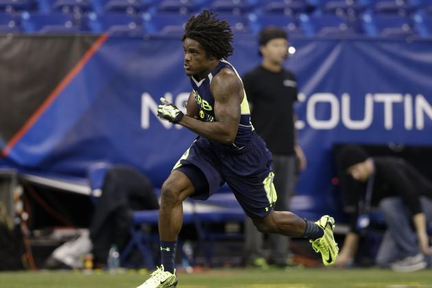 Cleveland Browns' 2014 Combine Stock Report
