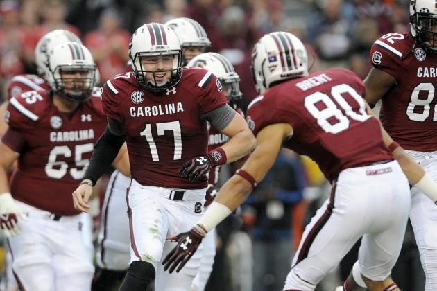South Carolina Football: 5 Players with Most to Gain in Spring Practices