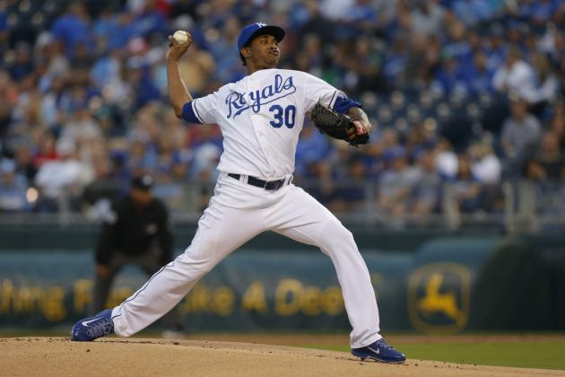 Ranking the Kansas City Royals' Top 5 Prospects