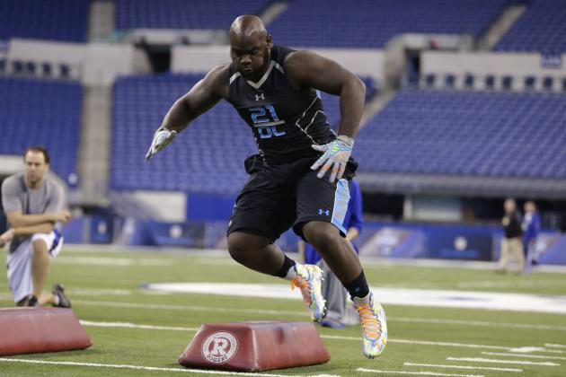 LSU Football: NFL Combine Grades, Analysis and Results for Former Tigers