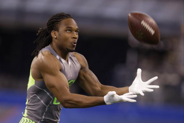 Big Ten Football: Standout Stars from the NFL Combine