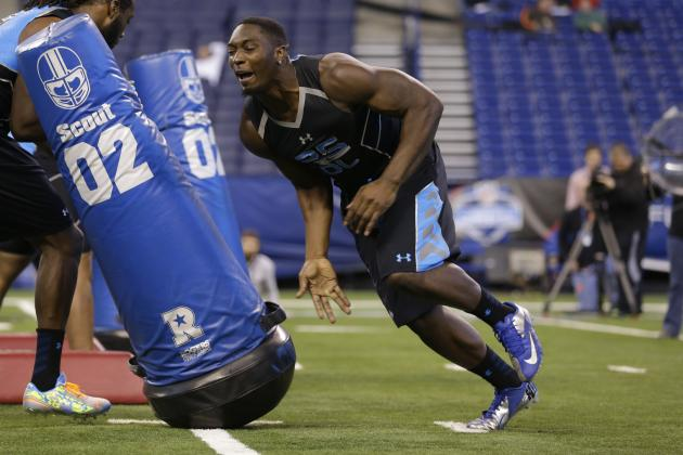 Boise State Football: Complete NFL Combine Grades and Analysis for Broncos