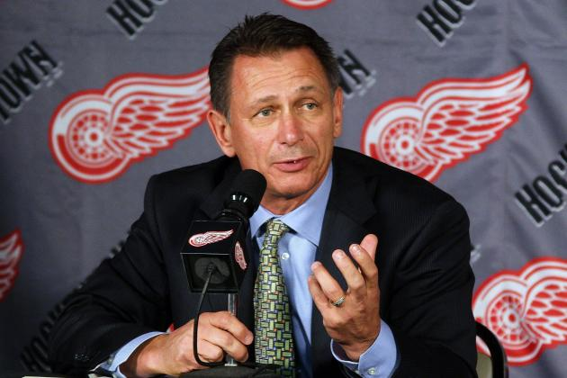 Detroit Red Wings' 5 Biggest Needs Ahead of the Trade Deadline