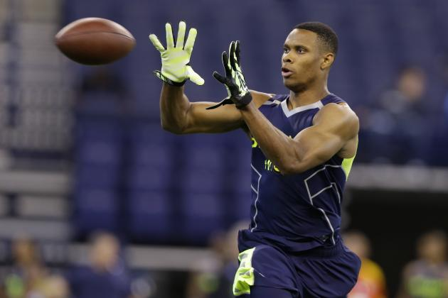 Indianapolis Colts' 2014 Scouting Combine Stock Report