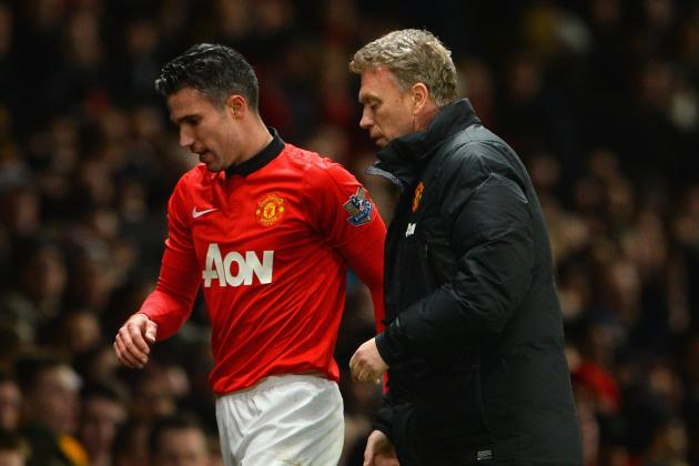 Paper News and Gossip: Manchester United Hit 'New Low,' Van Persie Strikes out