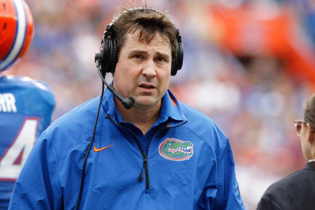 7 College Football Coaches Whose Jobs Are on the Line in 2014