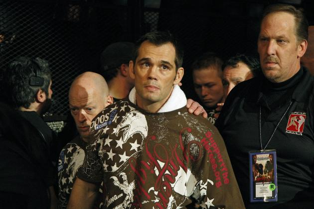 Rich Franklin and 5 Fighters to Add to the Cincinnati Fight Night Card