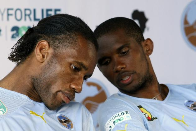 Where Didier Drogba Ranks Alongside Africa's 20 Best Strikers