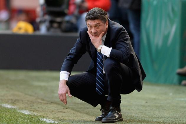 Ranking Inter Milan's Biggest Mistakes Under Walter Mazzarri