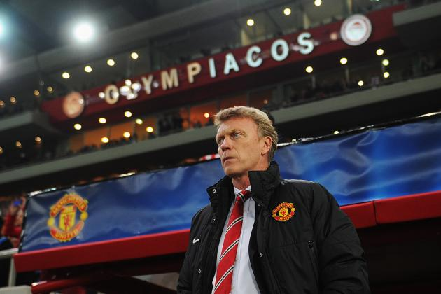 10 Potential Successors for David Moyes at Manchester United