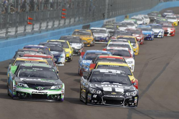 Complete Preview and Prediction for 2014 NASCAR Sprint Cup Series at Phoenix