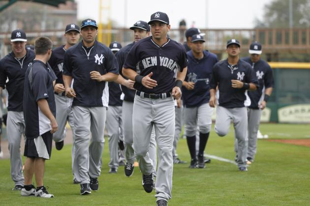 Top News, Storylines from MLB's First Full Day of Spring Training Games