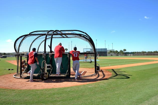 St. Louis Cardinals Spring Training 2014: Day-by-Day Updates, Scores and News