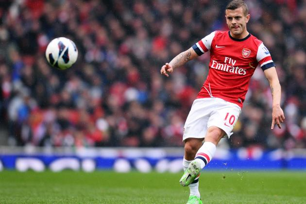 5 Things Jack Wilshere Needs to Do to Become an Arsenal Great