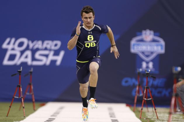 Houston Texans Mock Draft: 7-Round Predictions, Post-Combine