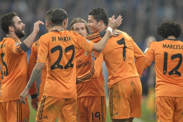 Schalke 1-6 Real Madrid: 6 Things We Learned from the Drumming in Germany