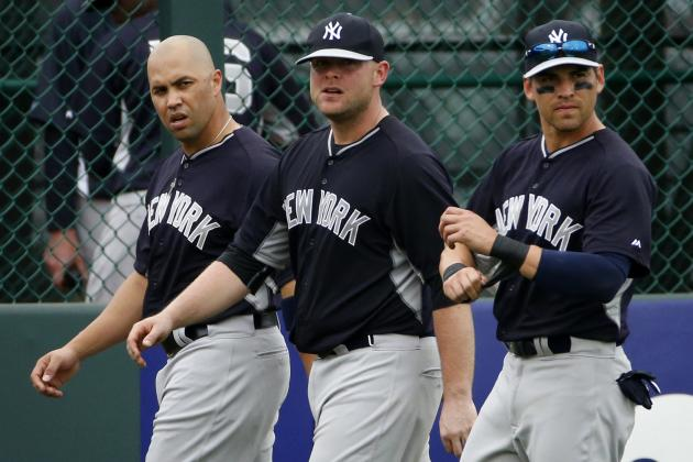 NY Yankees: A Position-by-Position Breakdown of the Yankees at Spring Training