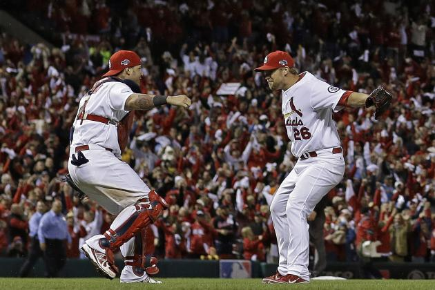 Scouting the National League Central