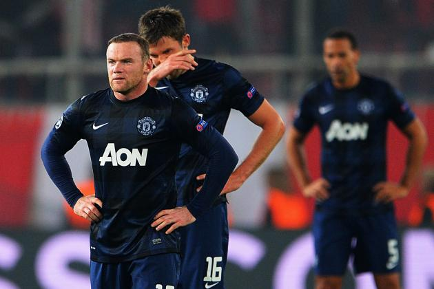 Europe's Biggest Underachieving Clubs: United Embarrassed; Inter Can't Score