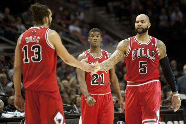5 Players Who Must Step Up for Chicago Bulls' Remaining Games