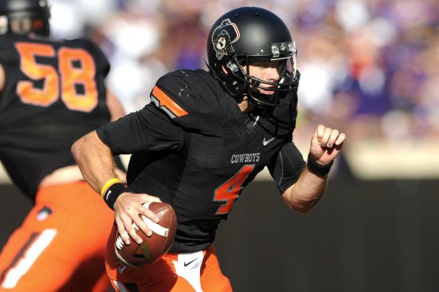 Oklahoma State Football: 5 Cowboys with Something to Prove in Spring Practice