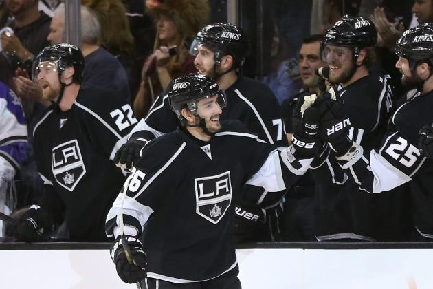 Los Angeles Kings' 5 Biggest Needs Ahead of the Trade Deadline